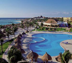 Gran Bahia Principe Tulum Mexico - Resort Grounds
