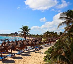 Gran Bahia Principe Tulum Mexico - Beach