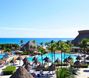 Gran Bahia Principe Tulum Mexico - Resort Grounds
