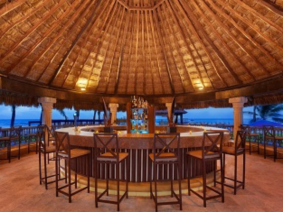 Gran Porto Resort & Spa Riviera Maya Mexico - Gaviotas Bar