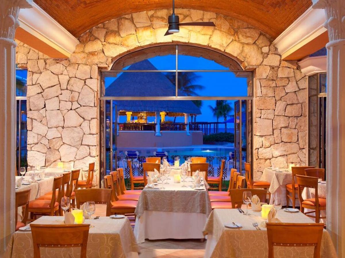 Gran Porto Resort & Spa Riviera Maya Mexico - Albatros