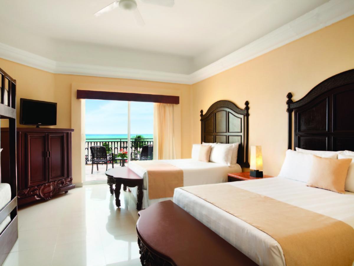 Panama Jack Resort Gran Porto Playa Del Carmen - Family Junior Suite