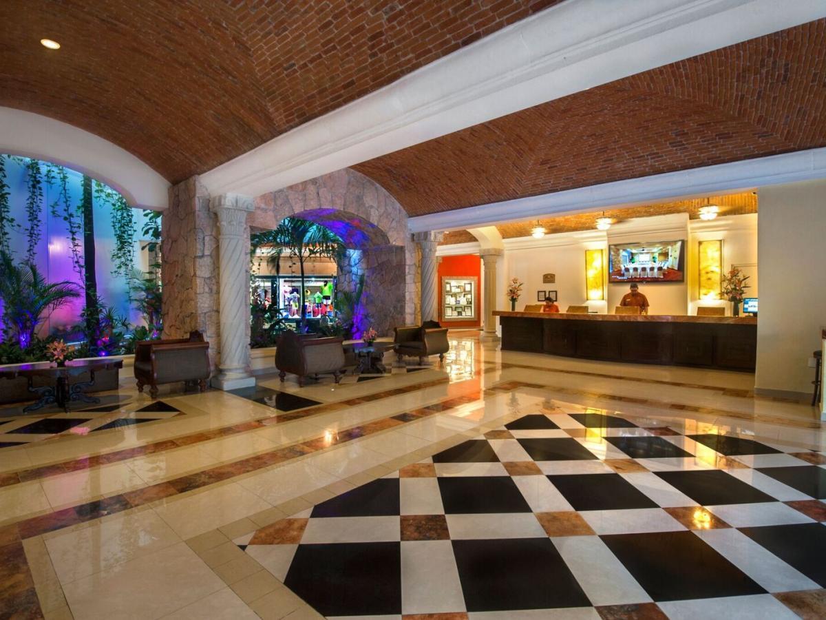 Gran Porto Resort & Spa Riviera Maya Mexico - Lobby