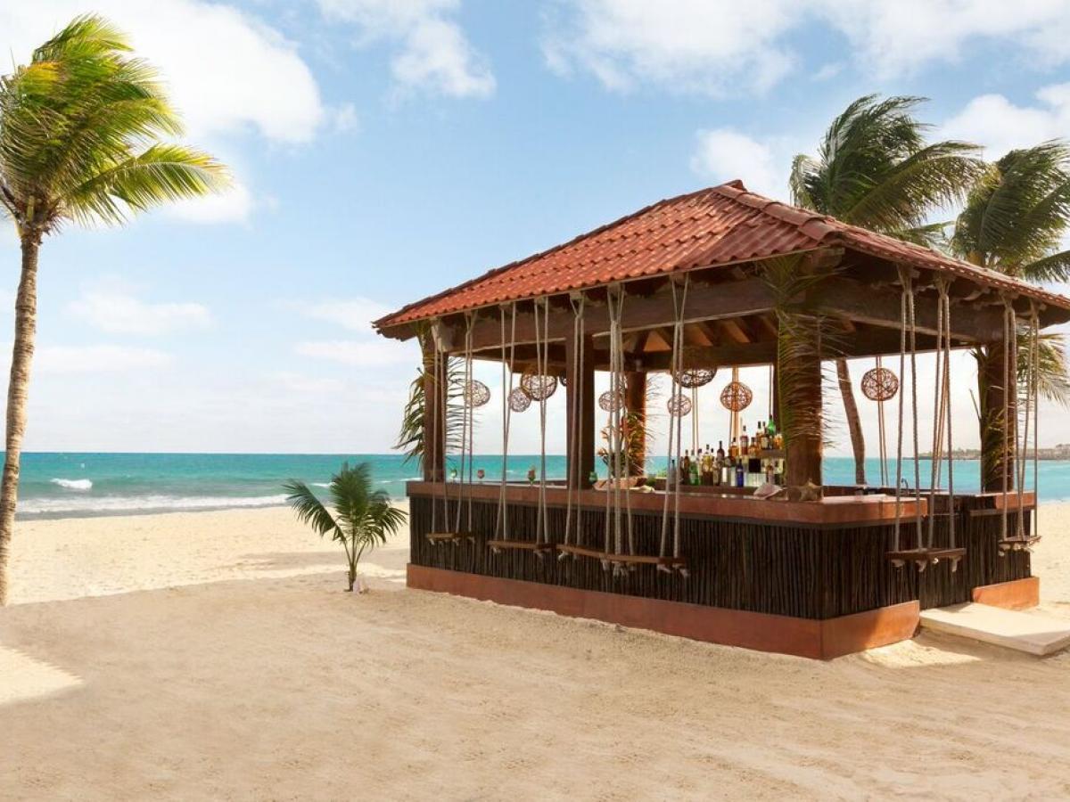 Gran Porto Resort & Spa Riviera Maya Mexico - Tradewinds Bar