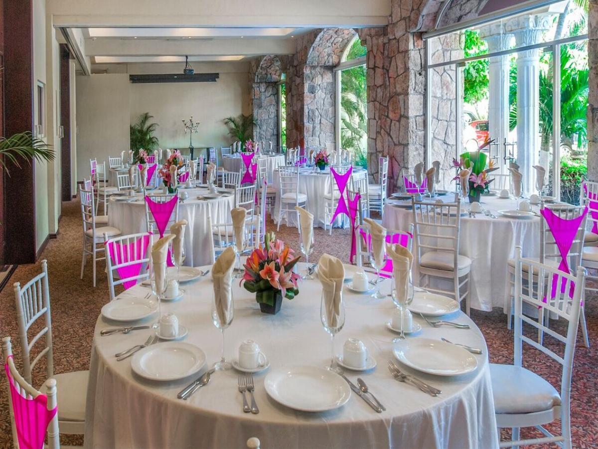 Gran Porto Resort & Spa Riviera Maya Mexico - Meeting Space