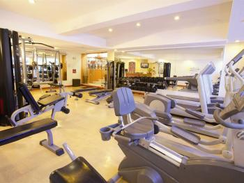 Gran Porto Real Playa del Carmen Mexico - Fitness Center