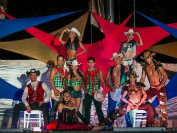 Gran Porto Resort & Spa Riviera Maya Mexico - Entertainment