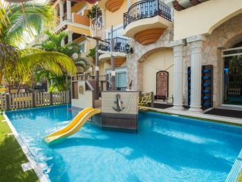 Gran Porto Resort & Spa Riviera Maya Mexico - Kids Club