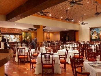 Gran Porto Resort & Spa Riviera Maya Mexico - Maria Maria Restaurant