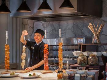 Gran Porto Resort & Spa Riviera Maya Mexico - Parrillada Grill