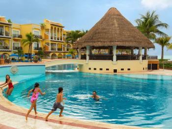 Gran Porto Resort & Spa Riviera Maya Mexico - Swimming Pools