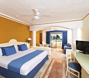 Grand Bahia Principe Tulum Mexico - Junior Suite Superio Ocean Front