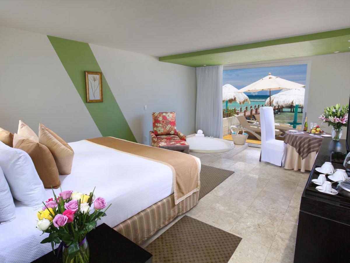 Grand Oasis Tulum Riviera Maya Mexico - Grand Oceanfront