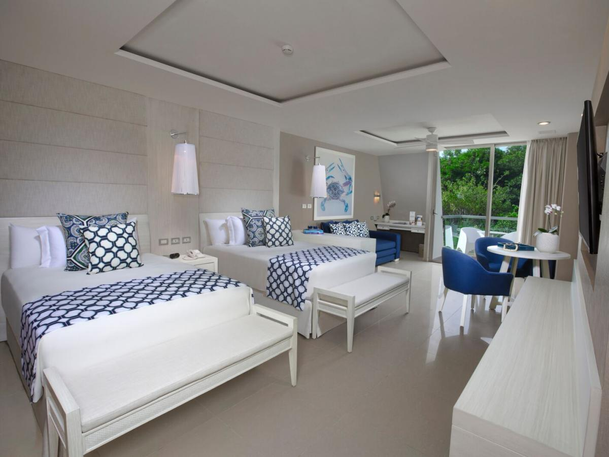 Grand Sirenis Riviera  Maya Resort & Spa Mexico - Superior Junior Suite
