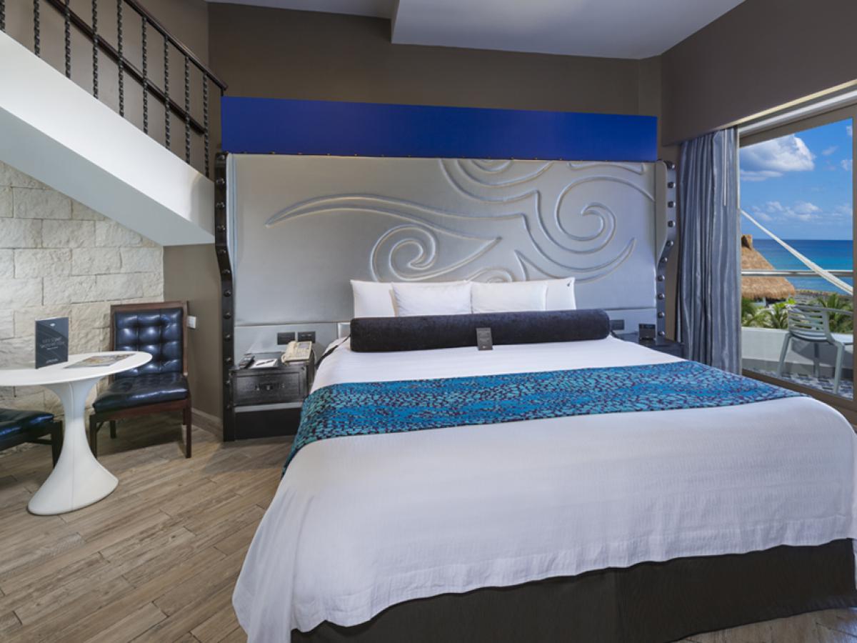 Hard Rock Hotel Riviera Maya - Deluxe Platinum Sky Terrace
