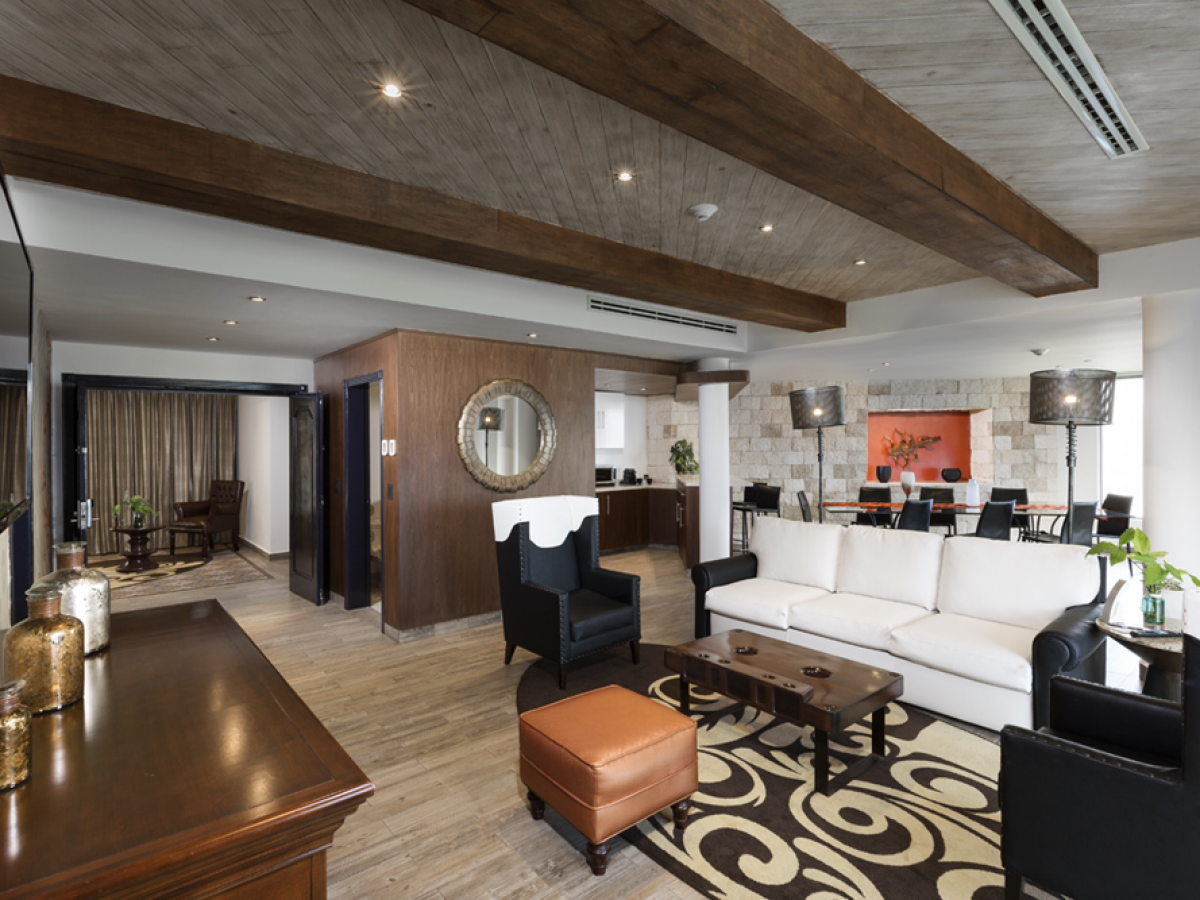 Hard Rock Hotel Riviera Maya - Rock Suite Platinum 2 Bedroom