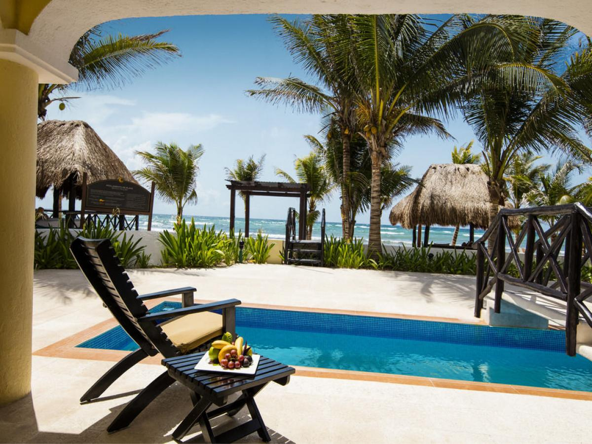 Hidden Beach Resort Au Naturel Club Riviera Maya