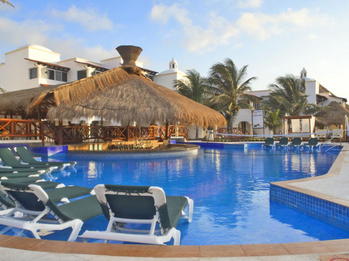 Hidden Beach ResortPuerto Aventuras Mexico Address and Map
