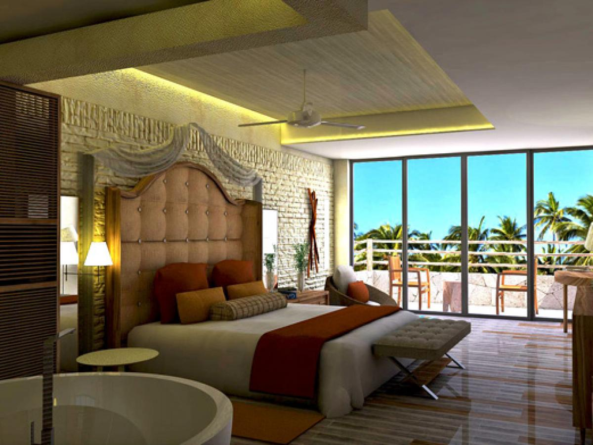Hideaway Royalton Riviera Cancun Mexico - Diamond Club Luxury Ju