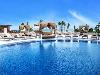 Hideaway Royalton Riviera Cancun Mexico - Swimming Pools