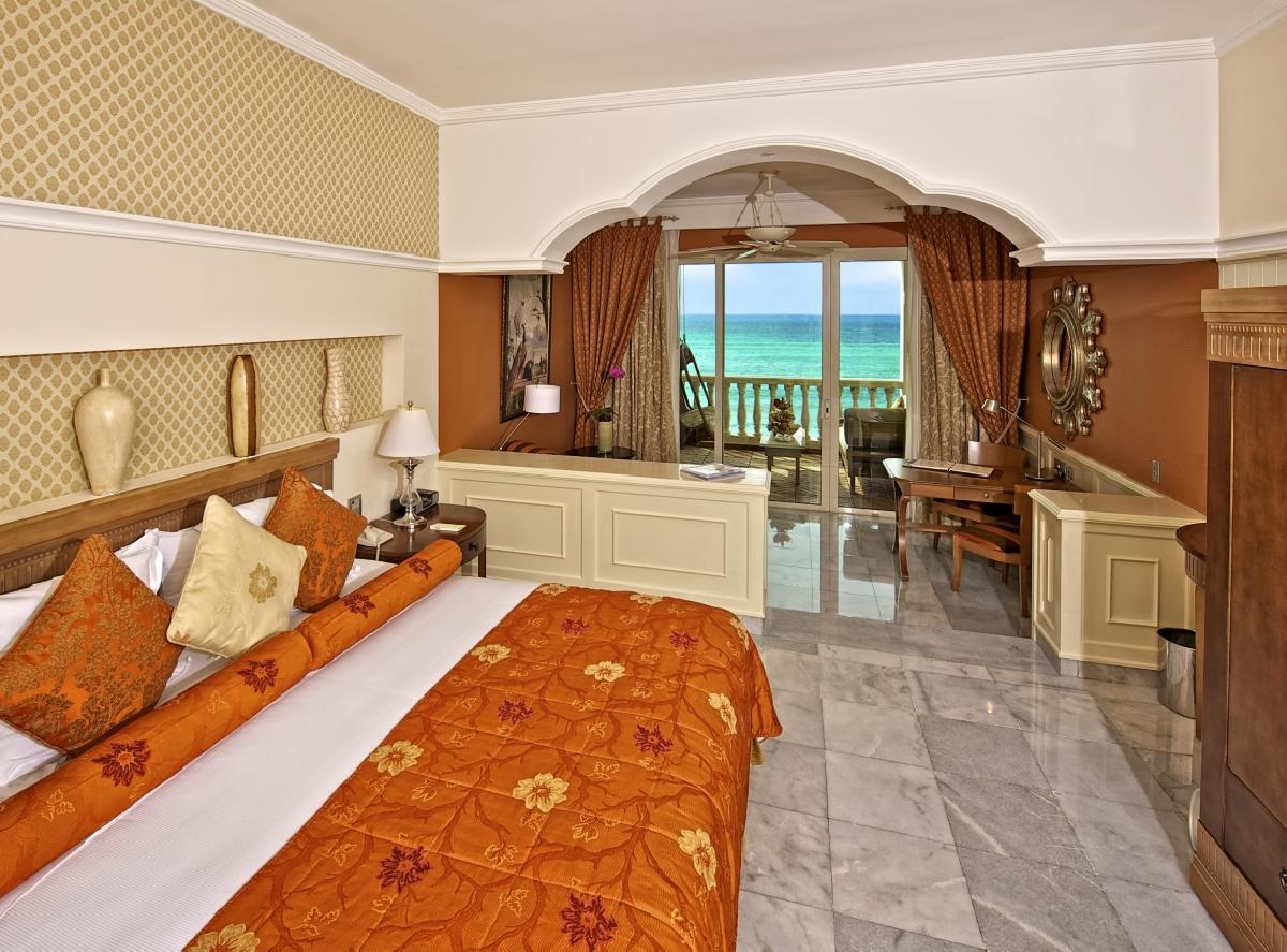 Iberostar Grand Hotel Paraiso Riviera Maya Mexico - Ocean Front Suite
