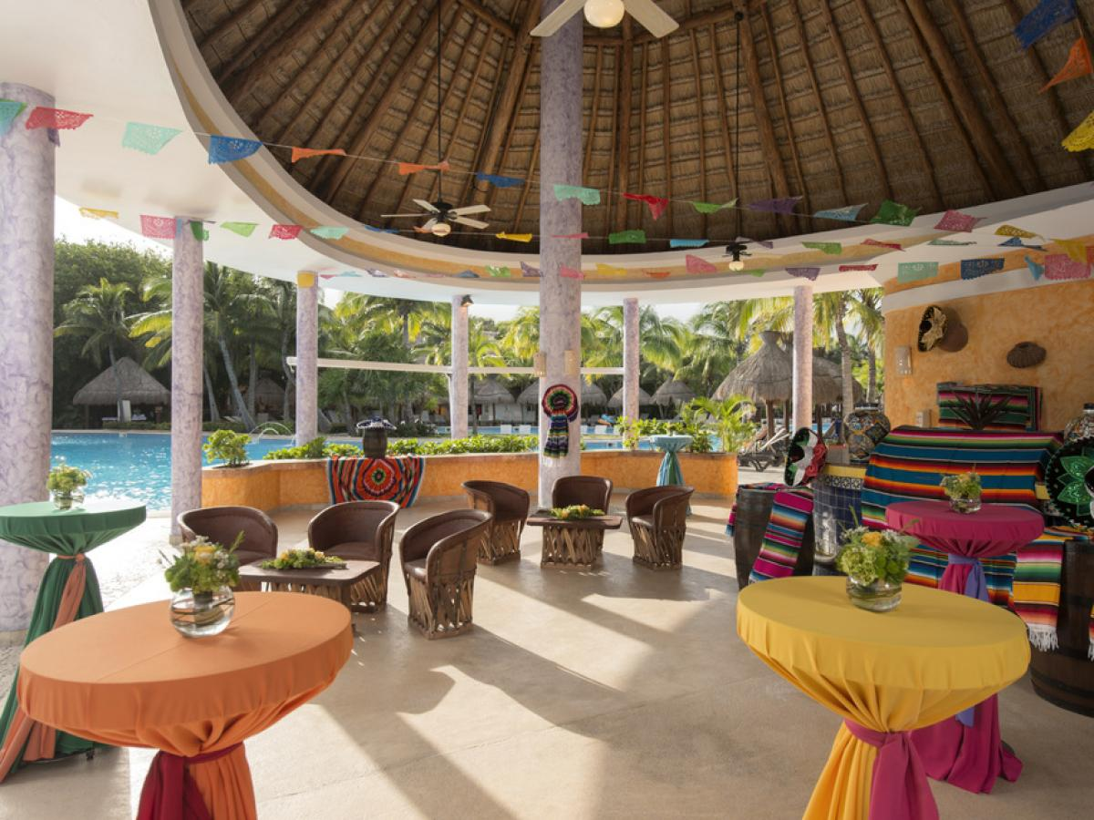 Iberostar Paraiso del Mar Riviera Maya Mexico - Hotel Bar