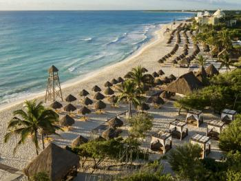iberostar Paraiso Del Mar Riviera Maya Mexico - Beach