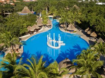 Iberostar Paraiso del Mar Riviera Maya Mexico - Swimming Pool