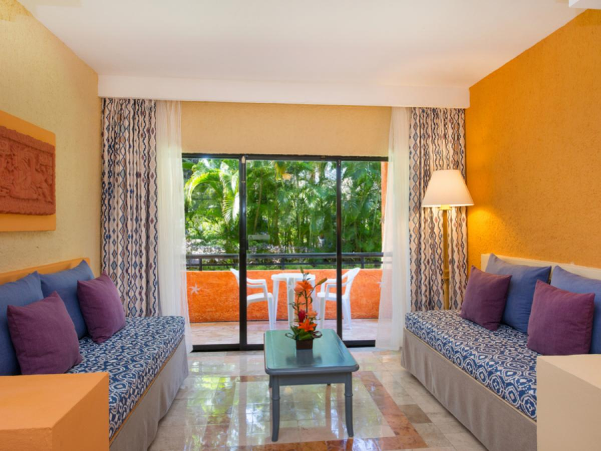 Iberostar Tucan Riviera Maya Mexico - Oceanfront Junior Suite