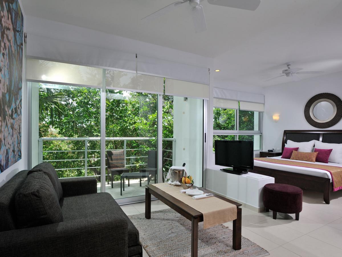 Luxury Bahia Principe Sian Ka'an DPC Riviera Maya Mexico - Junior Suite