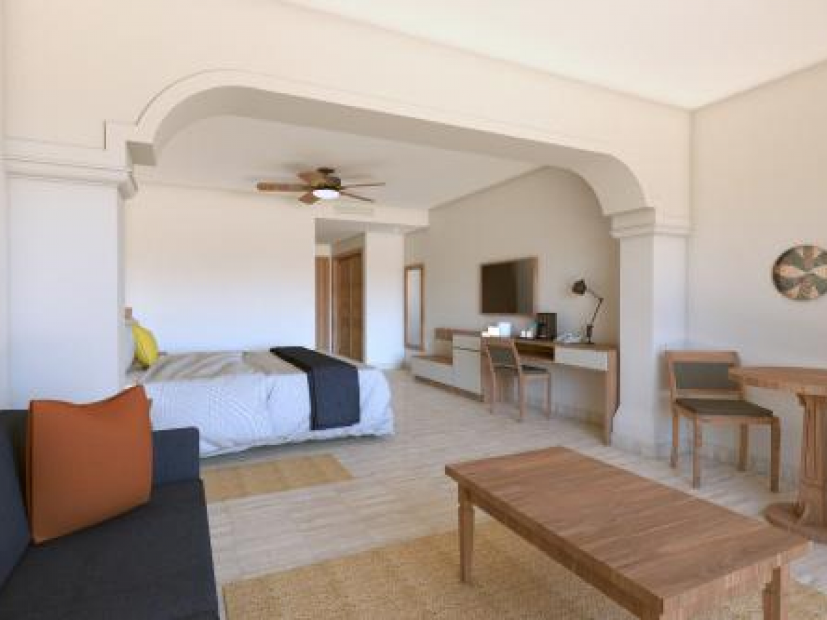 Now Sapphire Riviera Cancun Family Junior Suite Tropical View