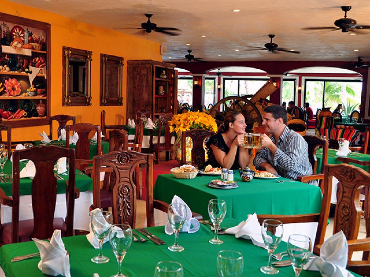 Oasis Tulum Lite Riviera Maya Mexico - Sarape Grill
