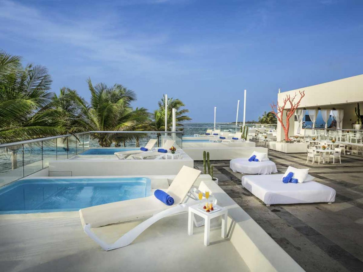 Oasis Tulum Lite Riviera Maya Mexico - Pools