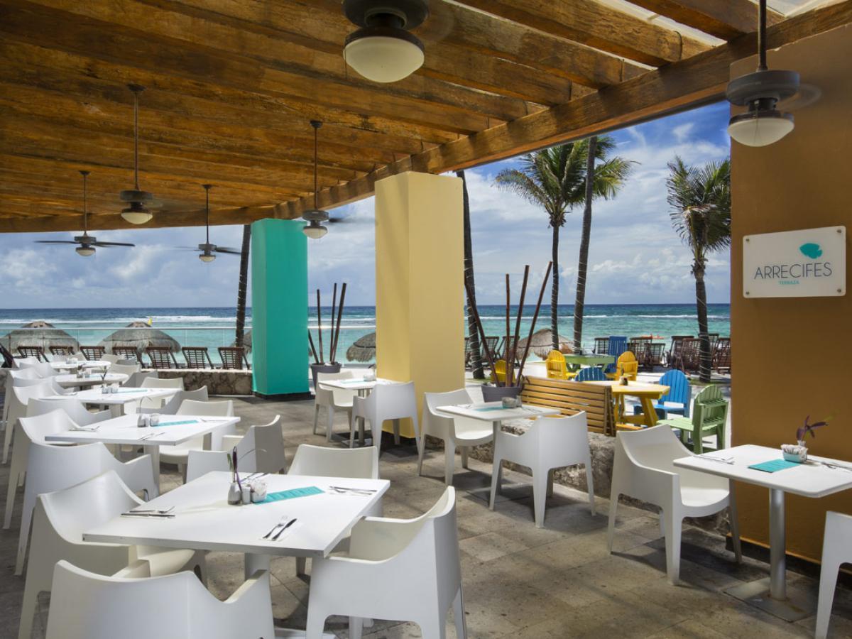 Oasis Tulum Lite Riviera Maya Mexico - Arrecifes Buffet