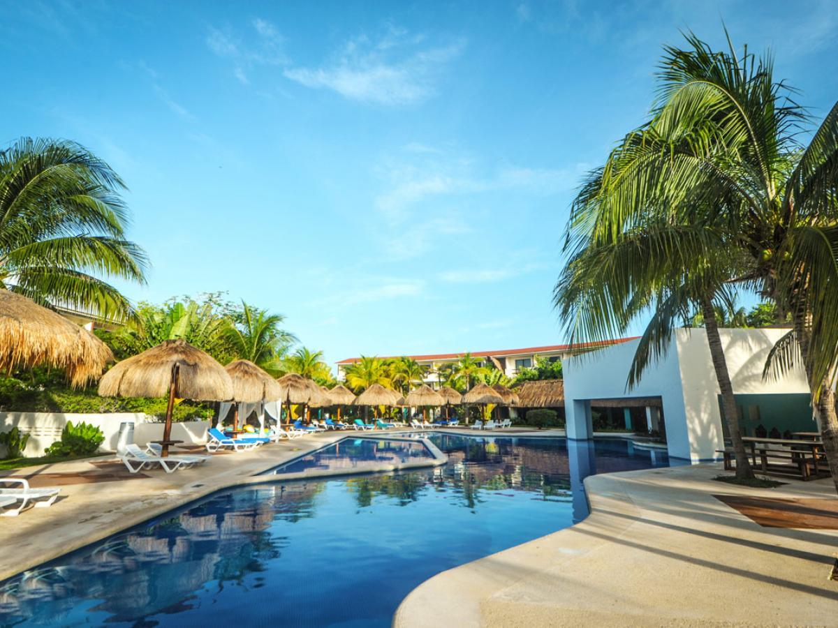 Oasis Tulum Lite Riviera Maya Mexico - Swimming Pool