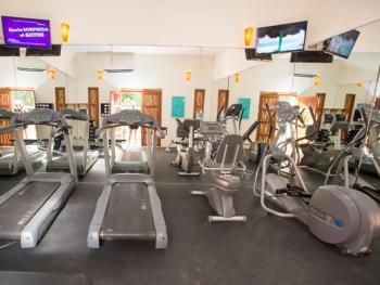 Oasis Tulum Lite Riviera Maya Mexico - Gym