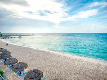 Oasis Tulum Lite Riviera Maya Mexico - Beach