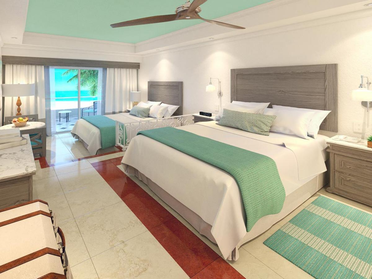 Panama Jack Resort Gran Porto Playa Del Carmen - Junior Suite