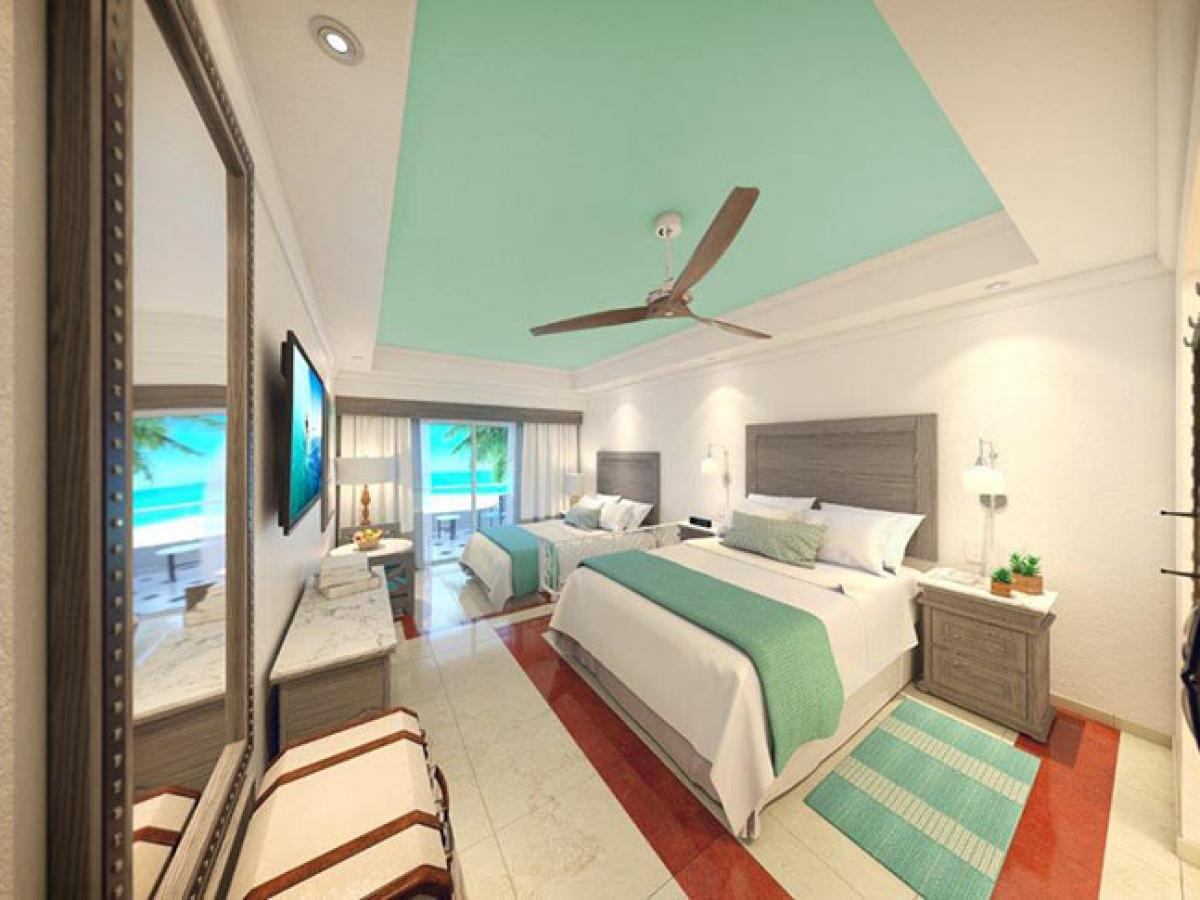 Panama Jack Resort Gran Porto Playa Del Carmen - Double Room