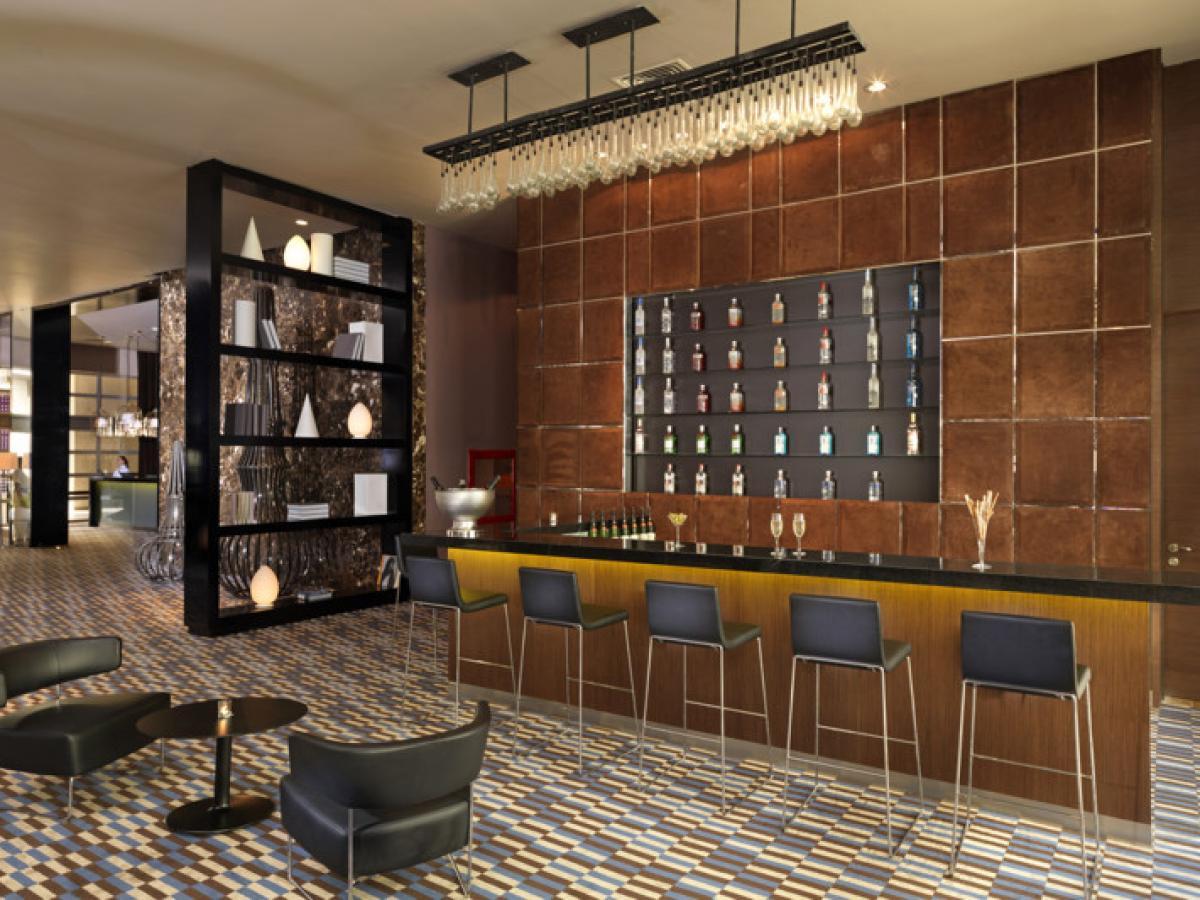 Paradisus Playa del Carmen La Esmeralda - Welcome Lounge