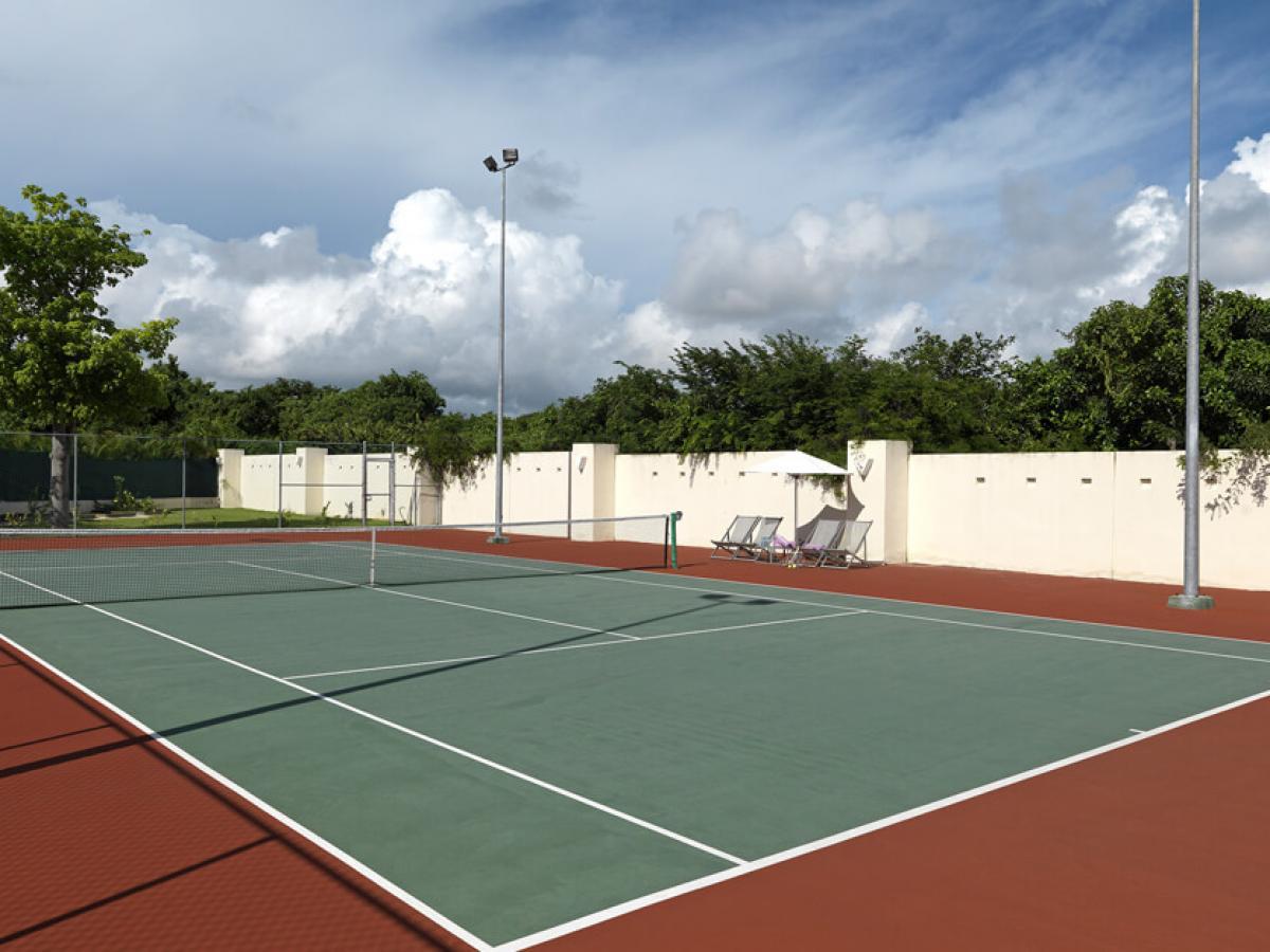 Paradiusus Playa del Carmen La Esmeralda - Tennis