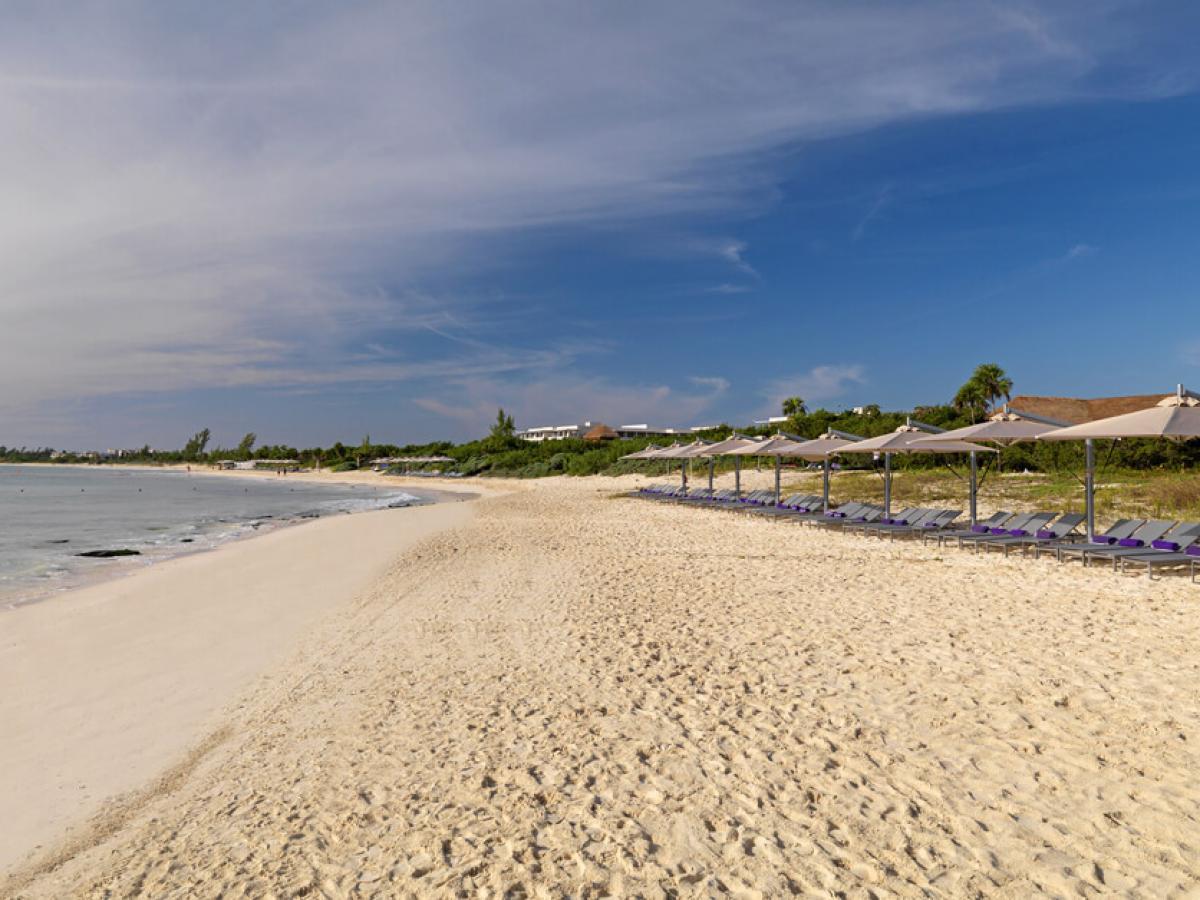 Paradisus Playa del Carmen La Esmeralda - Beach