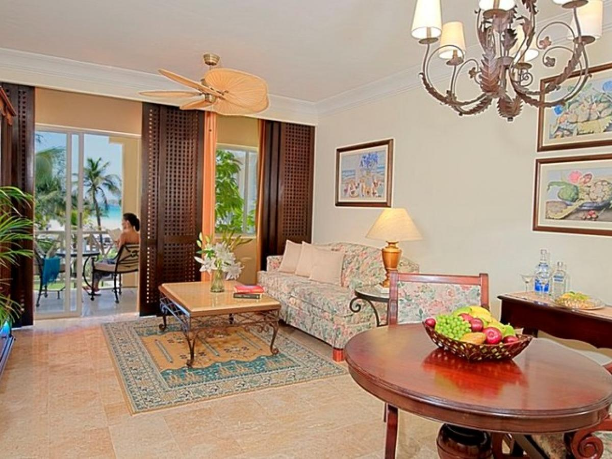 Royal Hideaway Playacar Riviera Maya Mexico - Junior Suite Duple