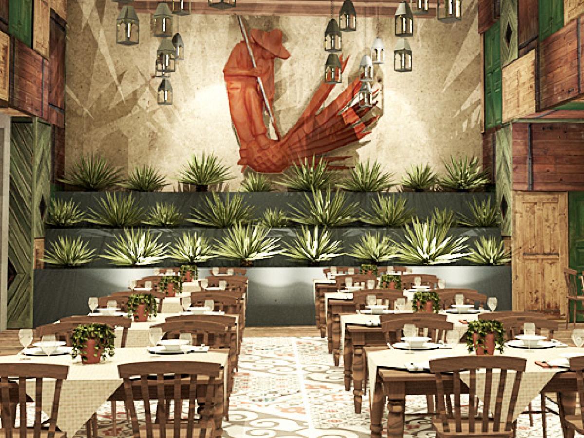 Royalton Riviera Cancun Mexico - Mediterranean Restaurant