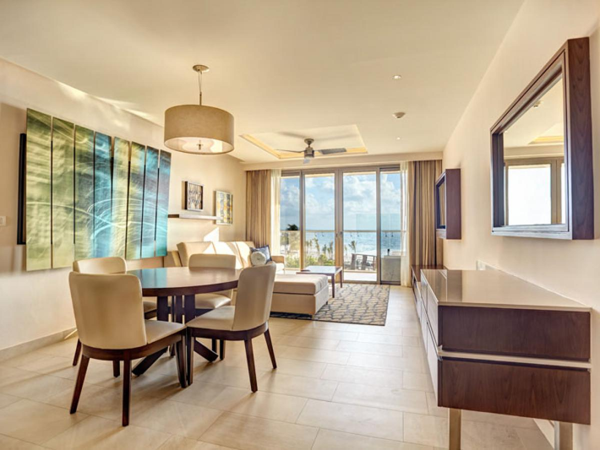 Luxury Presidential Two Bedroom Ocean View