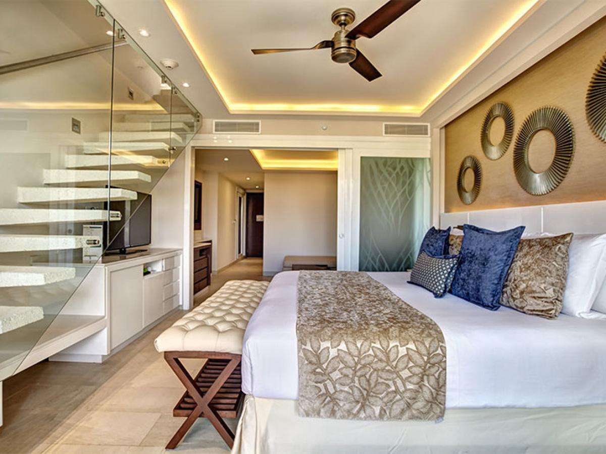 Royalton Riviera Cancun Mexico - Luxury Ambassador Two Bedroom S