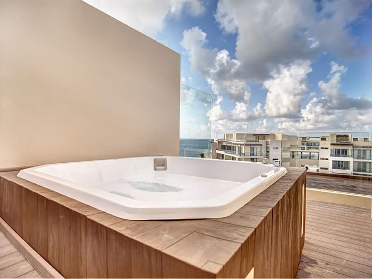 Royalton Riviera Cancun Mexico - Luxury Family Suite Ocean View