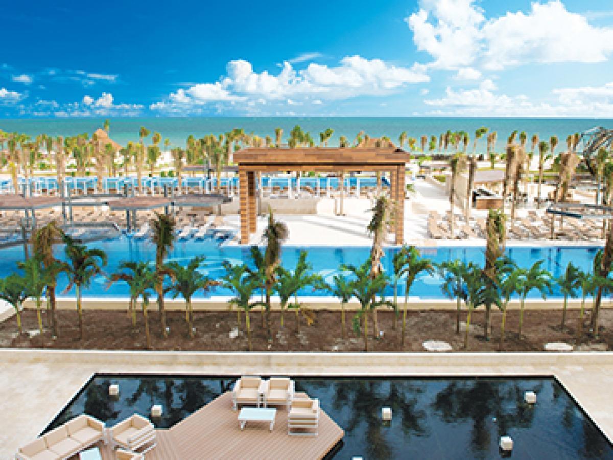 Royalton Riviera Cancun Mexico -  Resort