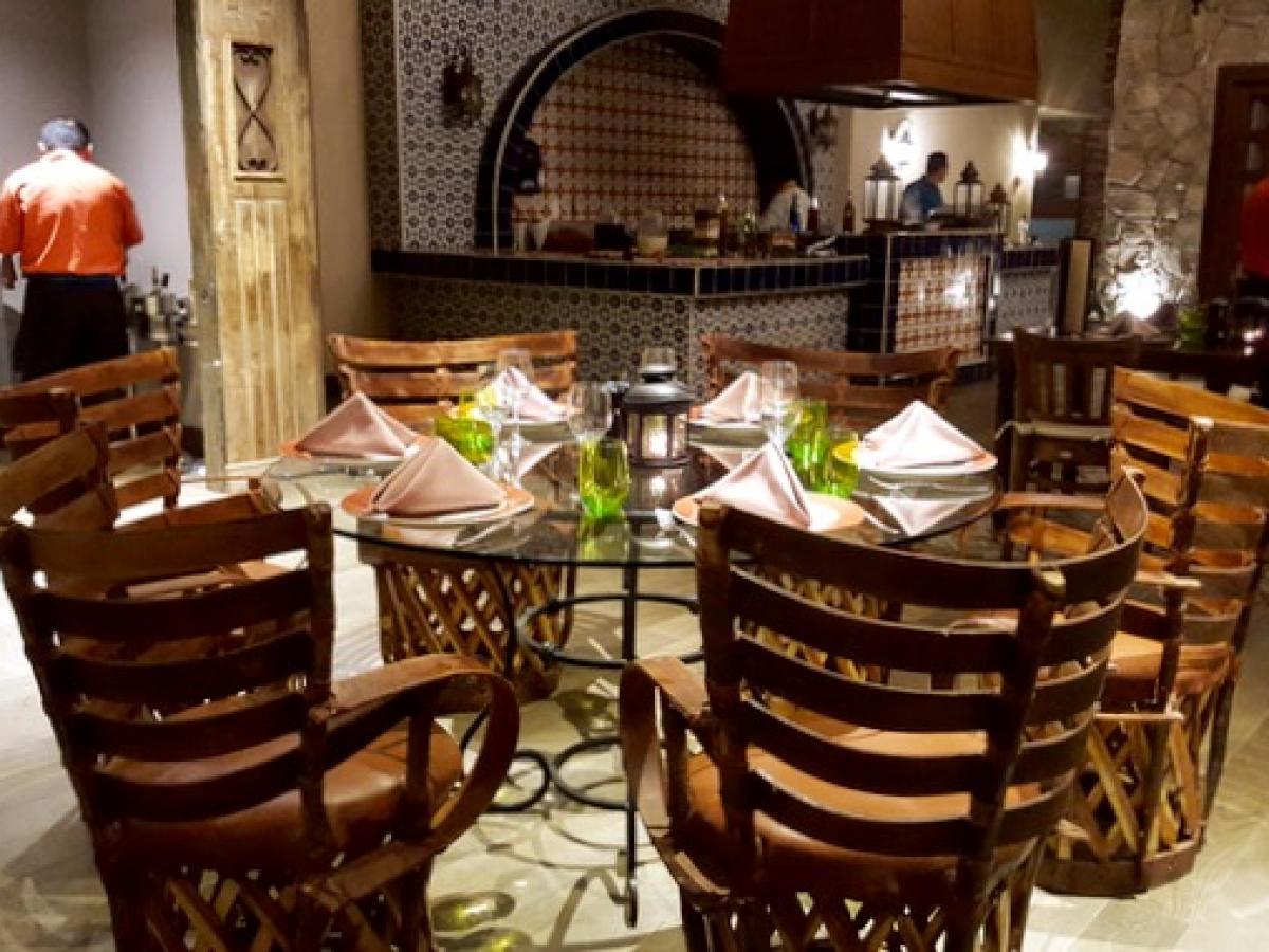 Royalton Riviera Cancun Mexico - Agave Restaurant
