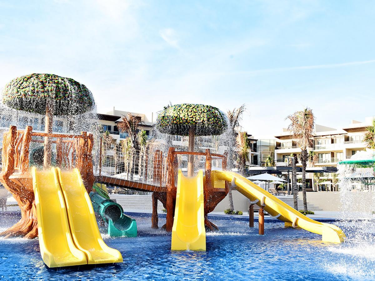 Royalton Riviera Cancun Mexico - Children's Swimming Pool